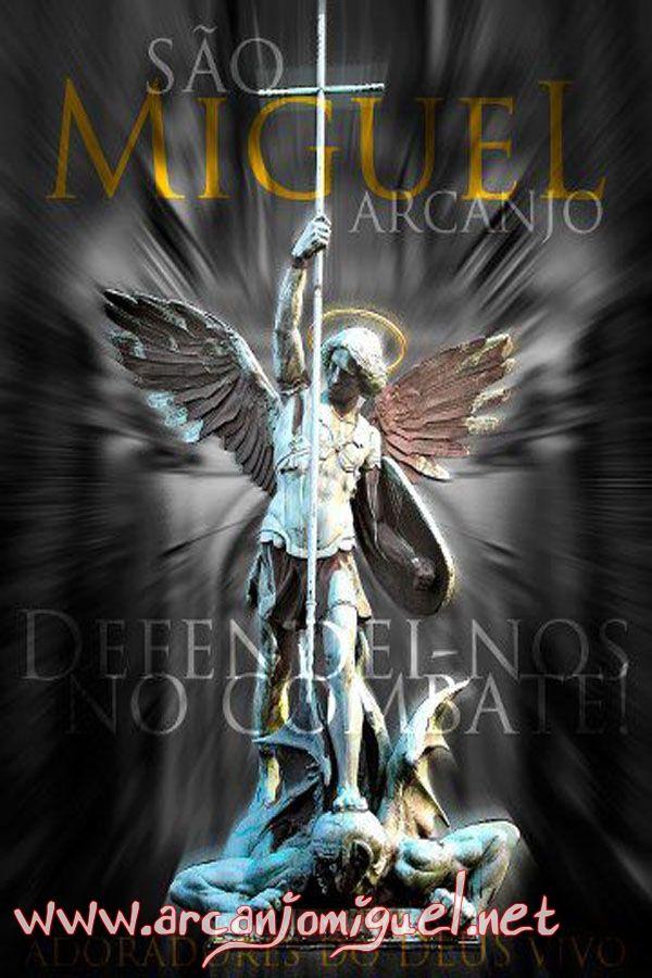 Oração Milagrosa de São Miguel Arcanjo , Príncipe da milícia celestial ,Oraçoes de São Miguel Arcanjo, Saint Michael the Archangel - San Michele Arcangelo