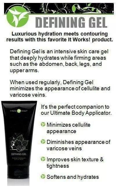 Defining Gel Facts