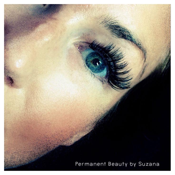 Fransförlängning Halmstad Permanent Beauty by Suzana