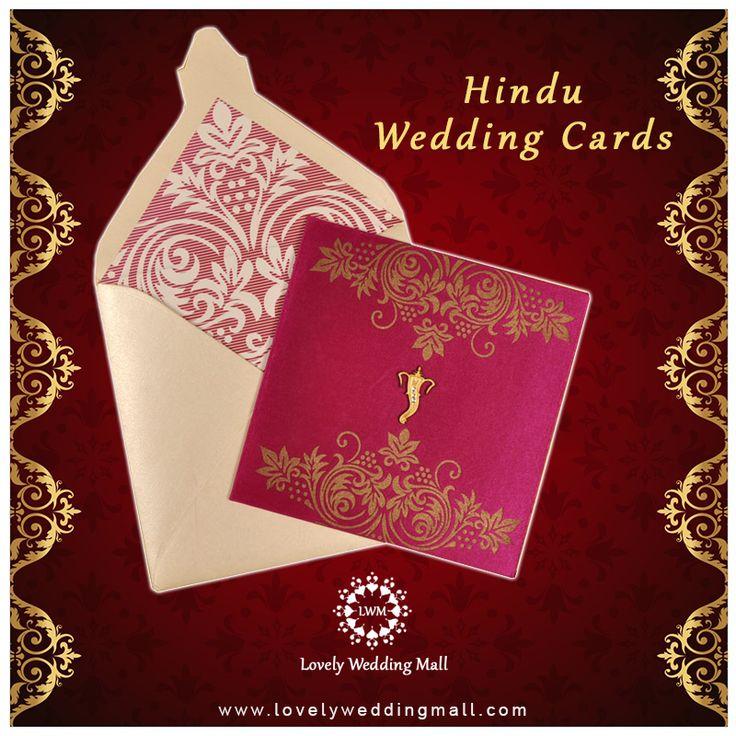 1000+ Ideas About Hindu Wedding Cards On Pinterest