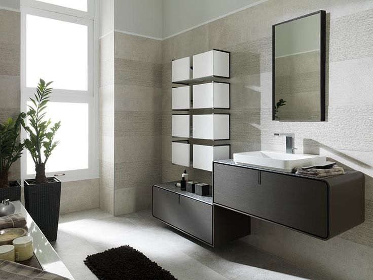 25 best mobiliario de ba o vanguardista gamadecor images - Mobiliario bano ...