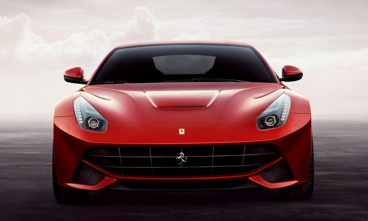 The Ferrari F12berlinetta - The fastest Ferrari ever