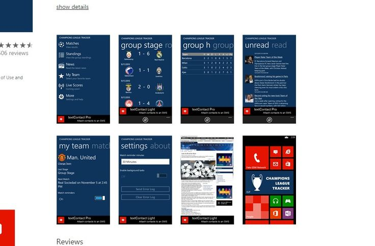 10 Best Football Windows Phone Apps 2014