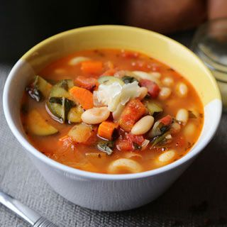 Hearty Tuscan Soup | Recipe | Soups, Spinach Pasta and Roasted ...