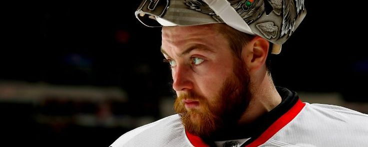 Scott Darling's impossible journey to the Blackhawks | It's impossible not to respect this guy after reading this story.