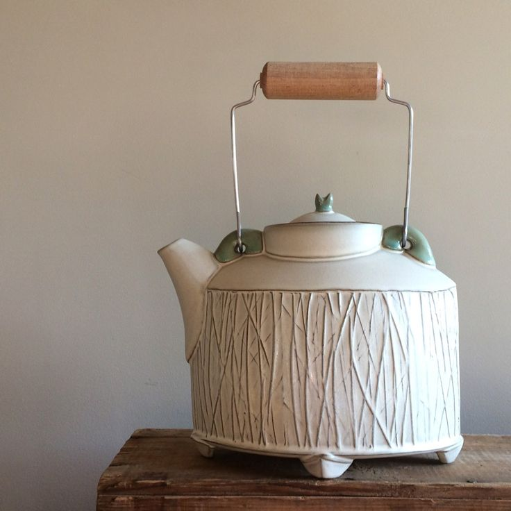 Sarah Pike | Pottery - pottery - teapots