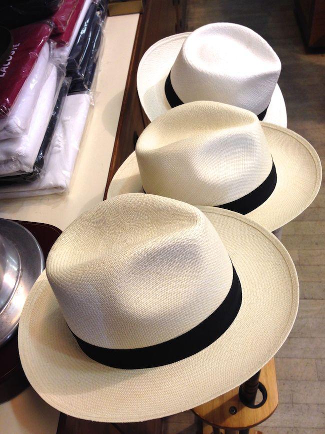 Tutt' una collezione di cappelli da uomo Borsalino