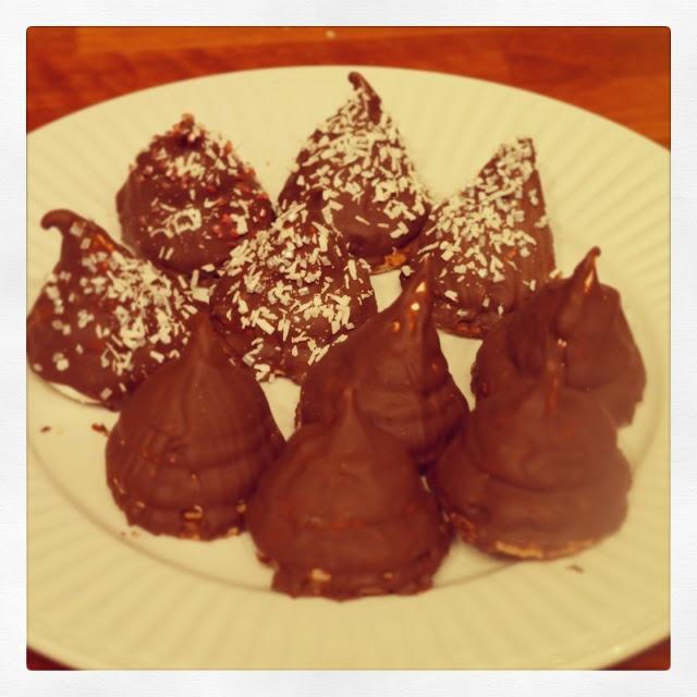 God mad og søde sager: Mini-flødeboller
