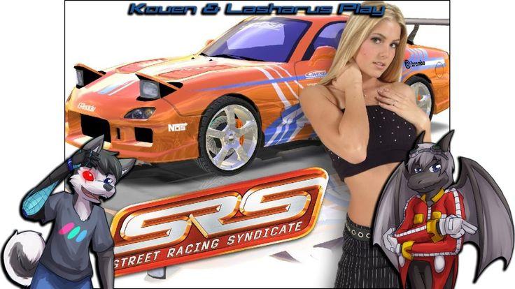 Kouen & Lasharus Play: Street Racing Syndicate