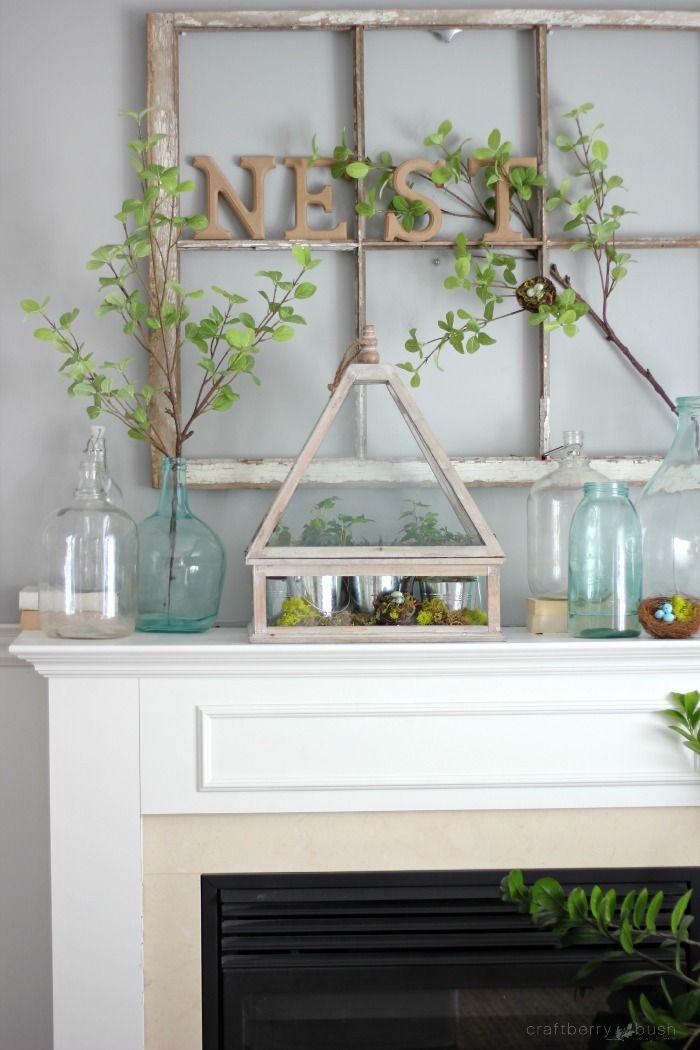 Craftberry Bush Spring Decor Ideas Http Www