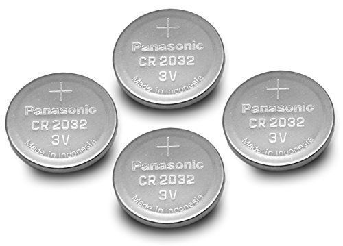 Nice (4pcs) PANASONIC Cr2032 3v Lithium Coin Cell Battery for Misfit Shine Sh0az Personal Physical Activity Monitor Check more at http://techreviewsite.com/index.php/product/4pcs-panasonic-cr2032-3v-lithium-coin-cell-battery-for-misfit-shine-sh0az-personal-physical-activity-monitor/