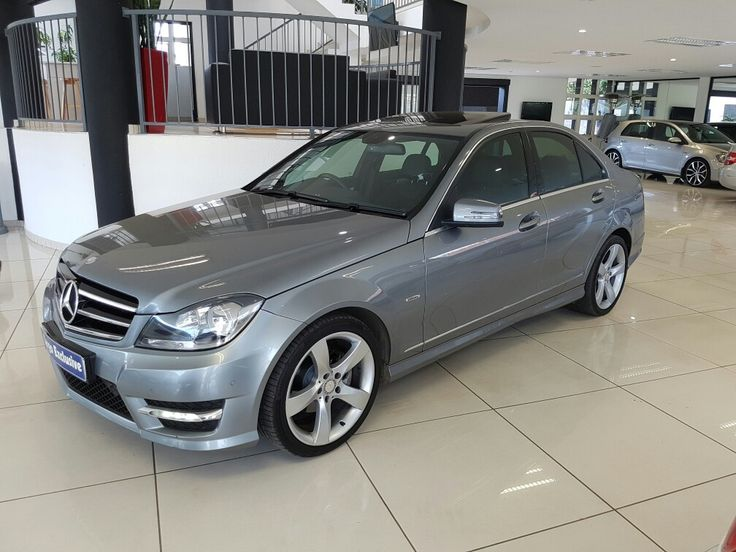 "Are you looking for your dream car at an affordable price? This C Class offers you features such as AMG Styling, 18"" Alloy Wheels, edition C package, parktronic, media interface kit, sunroof, multi-function steering wheel, cruise control, bluetooth connectivity, auxiliary connectivity and USB port... All this for only R305000.00 #instacar #instadaily #instagood #f4f #stock #mercedes #dealership #workinghard #cargomotors #cclass"