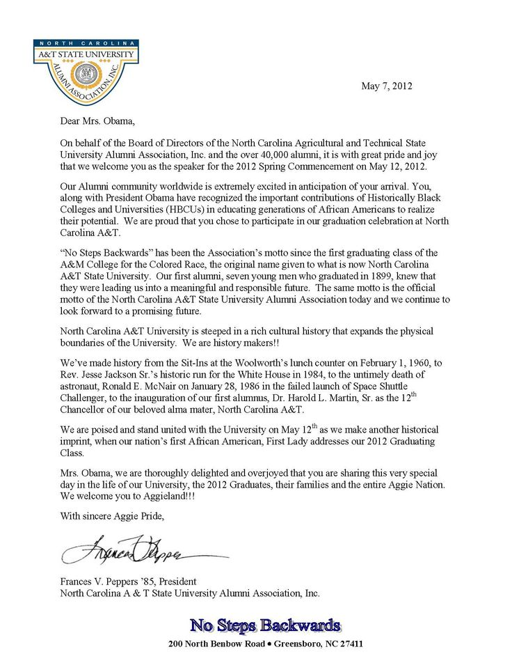news new jersey aggie alumniwelcome letter business letter