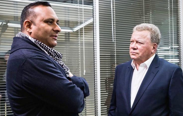 Shat's Back: 0SHARESShareTweetPinterestGoogleLinkedinTumblrFlipboardMailPrintRedditBufferWhatsappSkype                                           Canadian comedian Russell Peters and William Shatner star in 'The Indian Detective,' debuting on Netflix Dec.19   	Related 0SHARESShareTweetPinterestGoogleLinkedinTumblrFlipboardMailPrintRedditBufferWhatsappSkype