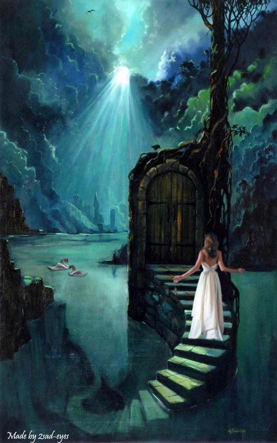 Door to dreams by ~2sad-eyes on deviantART