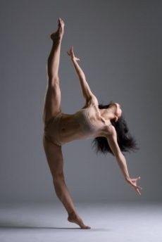 Contemporary Dance theatre - amazeballs!