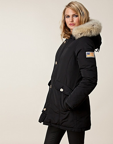 Miss Smith Jacket - Svea - Zwart - Jassen - Kleding - NELLY.COM