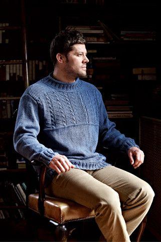 The 16 Best Gansey Images On Pinterest Knit Patterns Knitting