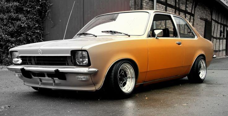 Opel Kadett C Limo