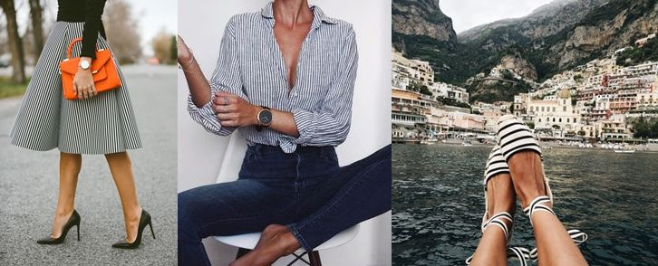 2017 comes with new trends, but also reinvents some older ones. Here are 5 of the main trends that will help you improve your wardrobe in the new season. Stripes Whether you choose pieces of clothi…