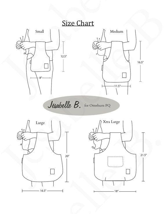 Knitting bag Wristlet to knit Small Yarn bag Yarn by OtterburnPQ