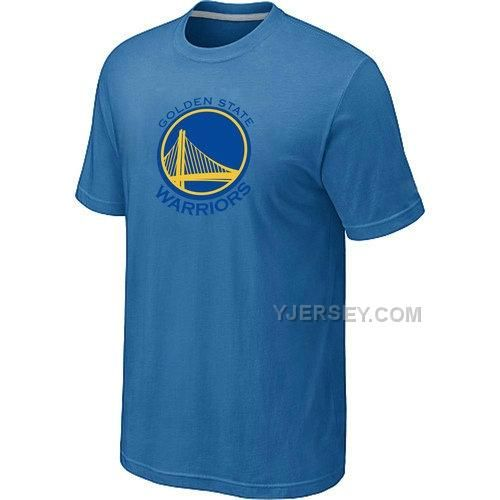 http://www.yjersey.com/golden-state-warriors-big-tall-primary-logo-lblue-tshirt.html GOLDEN STATE WARRIORS BIG & TALL PRIMARY LOGO L.BLUE T-SHIRT Only 26.00€ , Free Shipping!