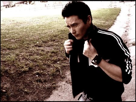 Johnny Yong Bosch....b/c there's never too many pictures of this man on my board (^-^)v