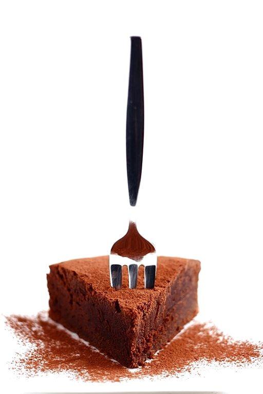 MIEL & RICOTTA: Fondant au chocolat