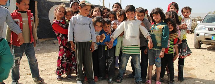 Sheltering Syrian refugees in Lebanon | Caritas