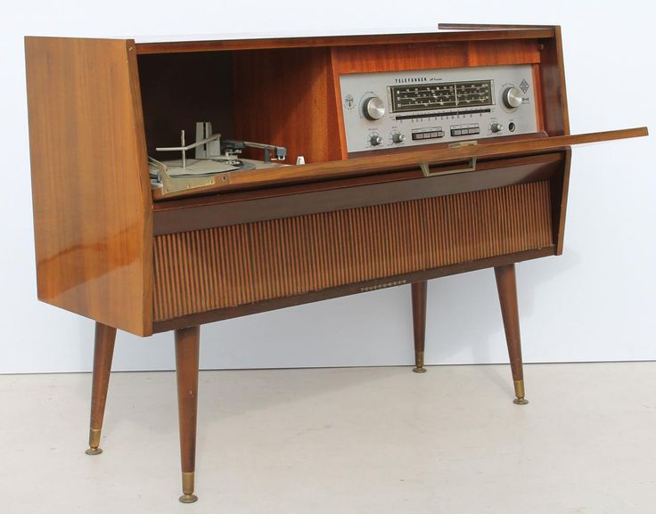 Vintage Retro Telefunken Vinyl / Records Player in Cabinet  cabinet in very good condition  player needs some attention  size: 1070 L x 400 W x 830 H @R3999 Call 076 706 4700 www.furnicape.co.za 0929