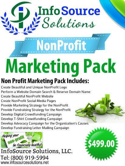 462 best nonprofits images on pinterest nonprofit fundraising nonprofit marketing pack fandeluxe Images