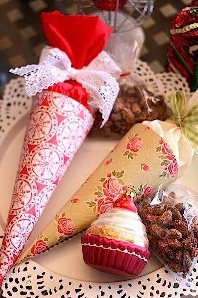 Las delicias del buen vivir: Almendras caramelizadas.....regalo fácil y ricoo