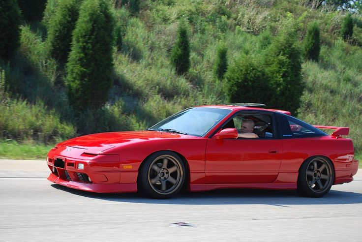 JDM - Nissan 240sx cool color combination