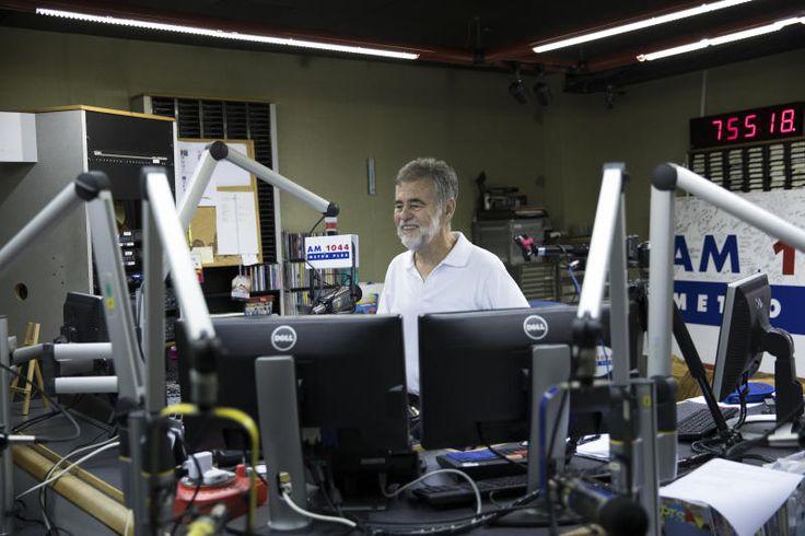 An Ex-inmate Takes To Hong Kongs Airwaves And Prisoners Tune In  #airwaves