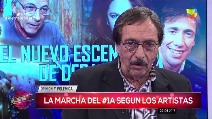 Intratables 7/04/17 Programa Completo Santiago del Moro Parte 2 HD