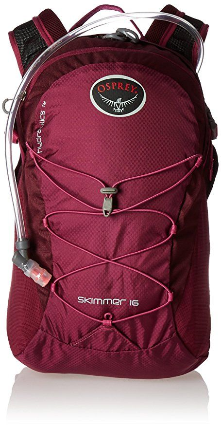 Osprey Packs Women s Skimmer 16 Hydration Pack Review   Backpacking ... 93f2350043