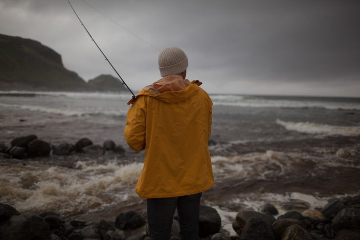 Living in the Environment - Norway - Anabatic - http://www.finisterreuk.com/shop/mens/clothing/mens-outerwear/anabatic-mens-ochre.html - #coldwatersurf #finisterreuk