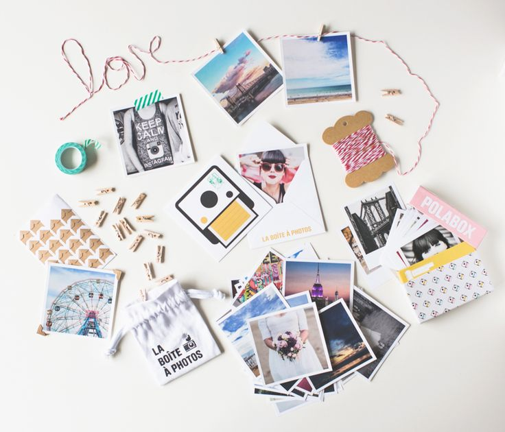 Christmas Giveaway #4 POLABOX & La Boîte à Photos