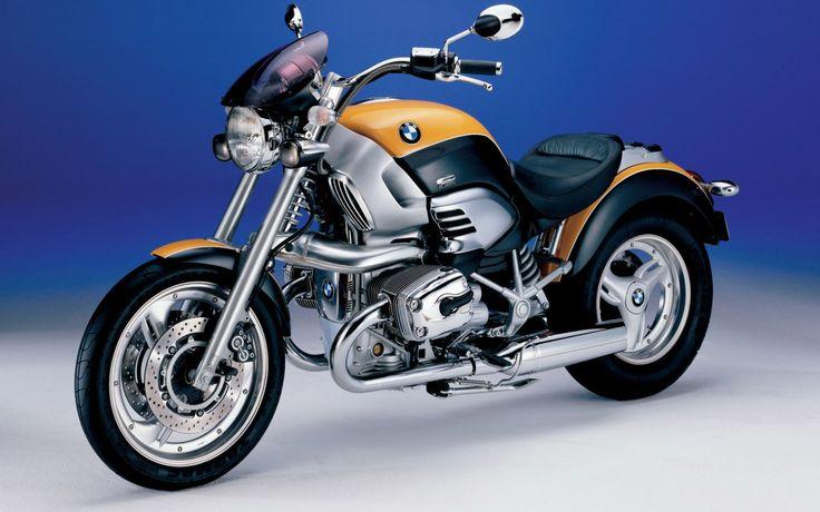 Gorgeous BMW Motorcycles