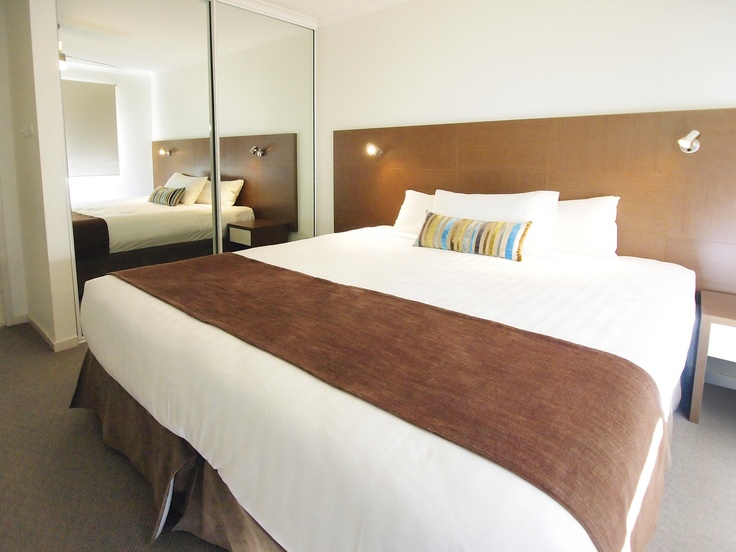 Oaks Oasis, Caloundra - 2 Bed Apt #39 - Double Bed