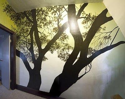 17 Best images about foyer mural ideas on Pinterest ...