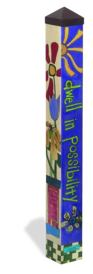 Best 25 Peace Pole Ideas On Pinterest Garden Posts