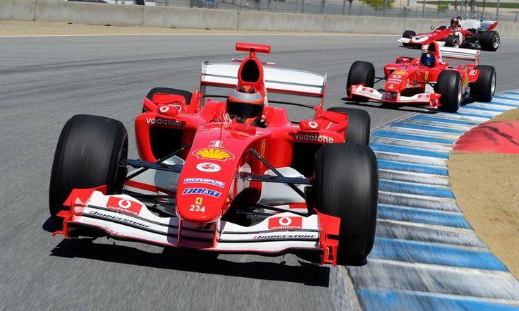 Ferrari F1 Racing Car.