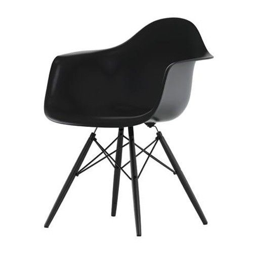 Vitra Eames DAW stoel zwart | LOODS 5