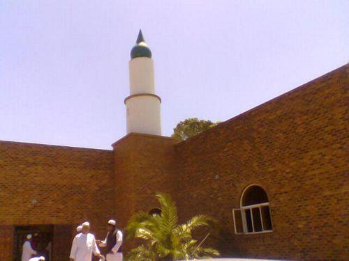 Musjid Ghuraba, West End, Port Elizabeth