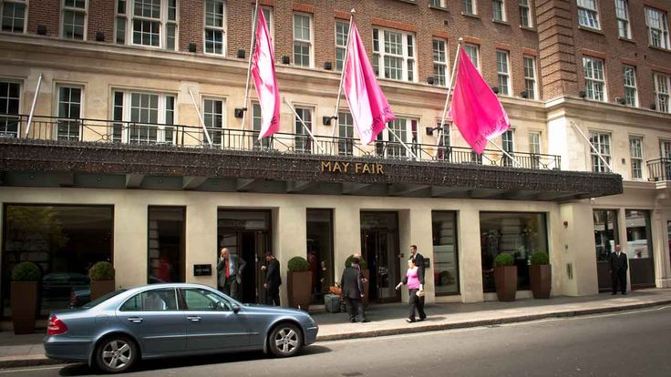 I would love to visit the Mayfair Hotel again this year...x