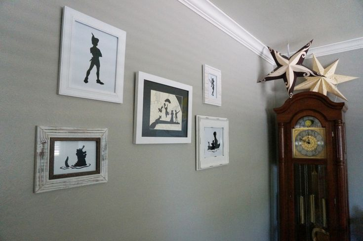 A Neverland-themed nursery - too fun! #nursery #genderneutral: Nurseries Genderneutral