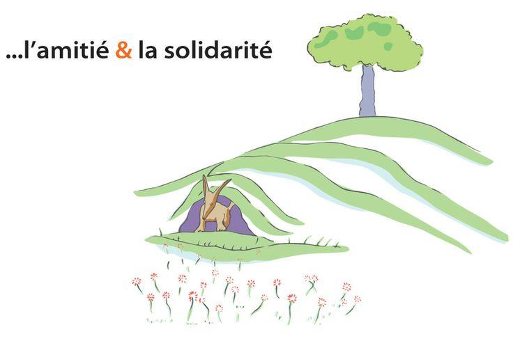 L'amitié et la solidarité