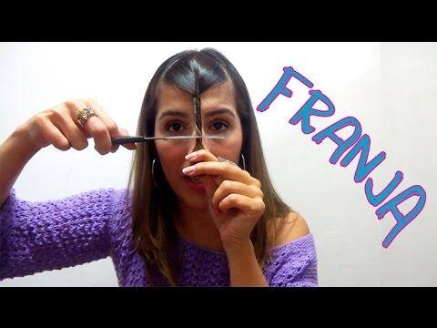 Como Cortar o Cabelo Sozinha Corte em Camadas / DIY How to Cut u Hair - YouTube