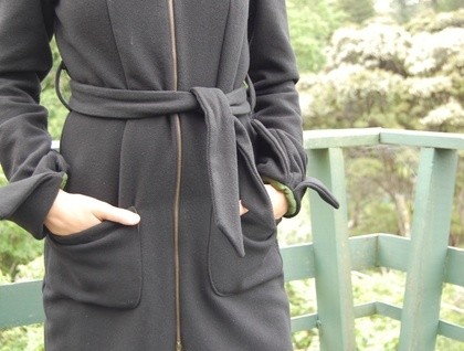 Fine Reclaimed Italian Wool coat - Made in New Zealand from all natural fibres.  Because clothing doesn't have to cost the Earth!  http://felt.co.nz/listing/135136/Fine-Reclaimed-Black-Italian-Wool-Coat---Pure-silk-lining---Made-in-New-Zealand---All-natural-eco-friendly-fabrics    http://www.etsy.com/listing/118327126/fine-reclaimed-black-italian-wool-coat?ref=shop_home_active